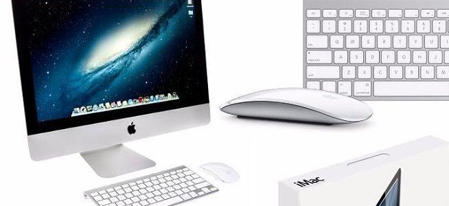 Remate de computadores IMac usados