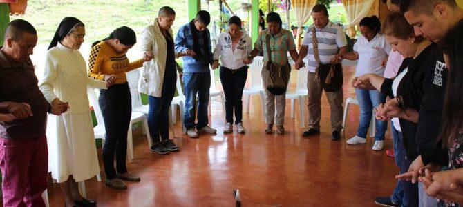 Crece el trabajo de la UCM con el Resguardo de Cañamomo Lomaprieta