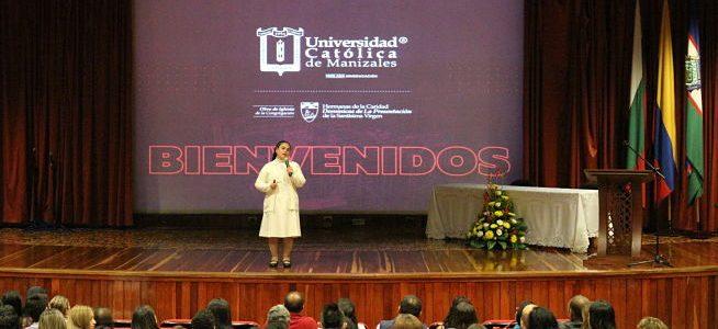 Los padres y madres de los estudiantes se reunieron en la UCM