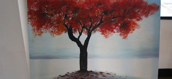 Disfruta de la exposición de pintura en la UCM