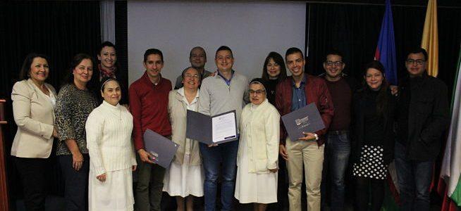 Colaboradores son reconocidos por su participación en el Consejo Académico