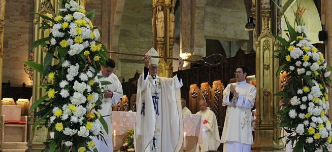 El Consejo Superior despidió a Monseñor Gonzalo Restrepo Restrepo