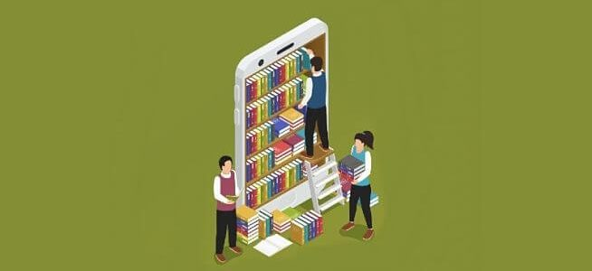 Préstamo y entrega de libros y revistas de la Biblioteca UCM