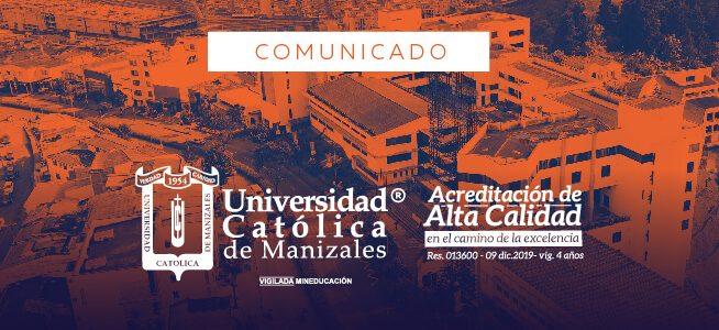 """Comunicado """"Desde Rectoría"""" sobre días de descanso"""