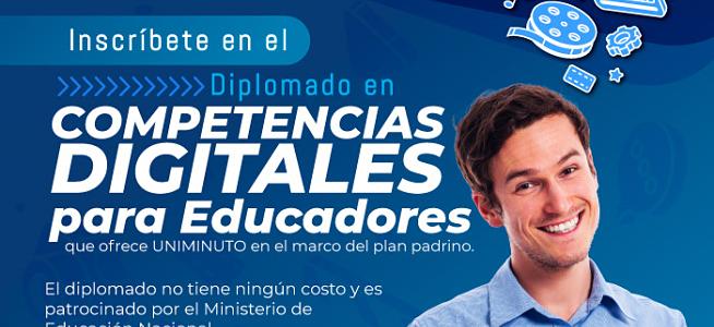 Inscríbete en el Diplomado en Competencias Digitales para Educadores | Co-Lab