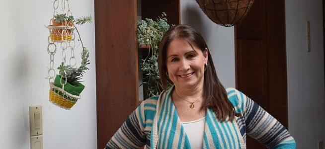 Doris Hincapié Ramírez, por el bienestar de la comunidad