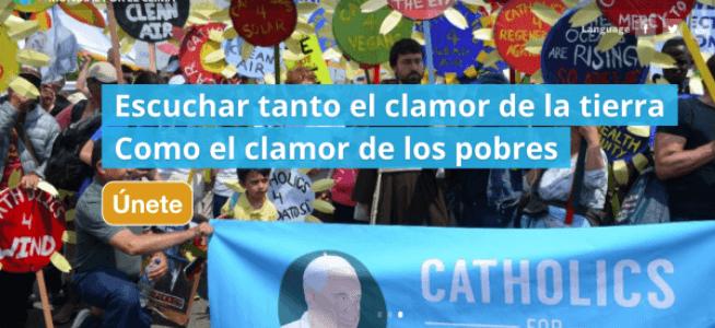La UCM en el Movimiento Católico Mundial por el Clima