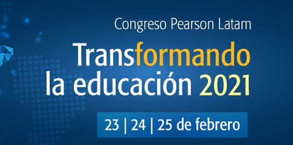 Congreso Pearson Latam: Transformando la educación 2021