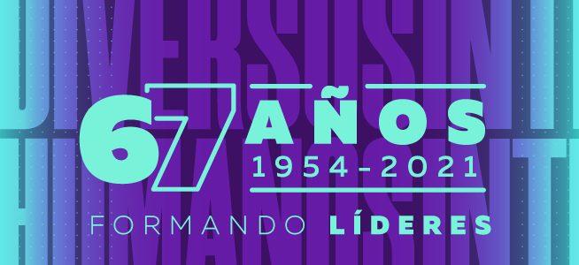 Estamos de celebración ¡Felices 67 años para nuestra UCM!