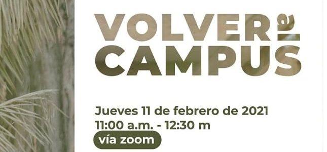 """ASCUN y la Universidad de los Andes invitan a la charla """"Volver al campus"""""""