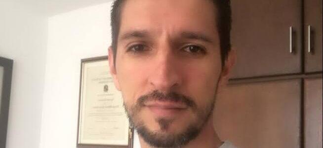 """""""Mi mayor logro es el impacto de mis investigaciones en la actualización de mis estudiantes"""", Yeison Garcés"""