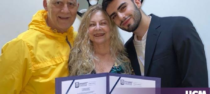 UCM premió a 32 graduados por su trabajo ante la sociedad