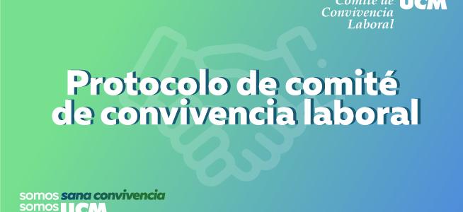 Protocolo Comité de Convivencia Laboral