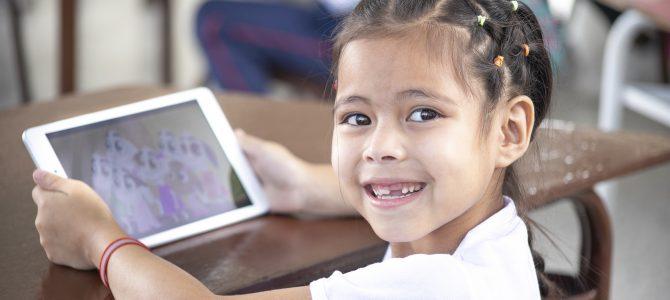 """El programa """"Aprendamos Todos a Leer"""", ganador de la versión WISE 2021 (World Innovation Summit for Education)."""