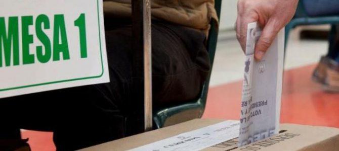 Información jurados elecciones Consejos Municipales de Juventud