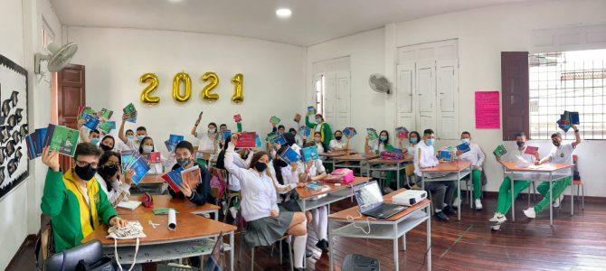 En Imágenes: Mercadeo UCM realiza trabajo de promoción de Oferta Académica