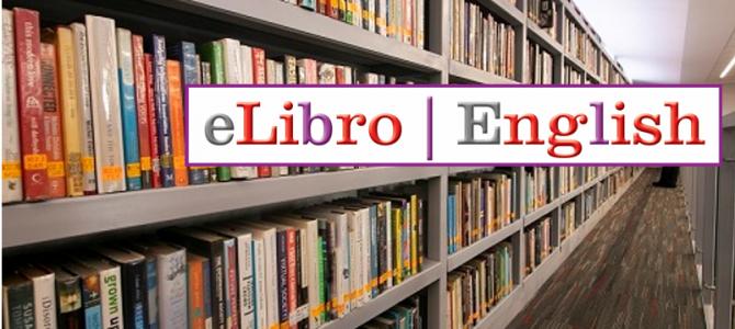 """Biblioteca UCM: Disponible demo de la base de datos""""eLibro English"""""""